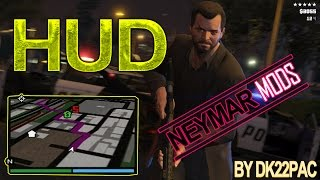 getlinkyoutube.com-HUD + GPS + Rueda De Armas GTA V Para GTA San Andreas (Solucion)