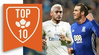 Top 10 Craziest Transfers That Almost Happened