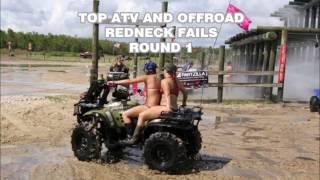 Top Off Road Fails Round 2- ATV's and Trucks!