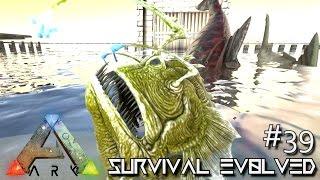 getlinkyoutube.com-ARK: Survival Evolved - NEW DINO WATER PEN & NEW CATAPULT !!! [Ep 39] (Server Gameplay)