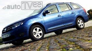 Autotest Dacia Logan MCV -Der billigste Kombi | AutoTVee