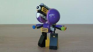 getlinkyoutube.com-LEGO MIXELS WUZZO SNAX MURP Instructions Lego 41547 Lego 41551 Mixels Series 6