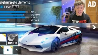 getlinkyoutube.com-CUSTOM LAMBORGHINI - ASPHALT 8