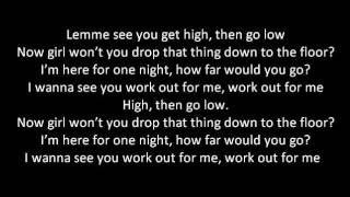 getlinkyoutube.com-J. Cole - Work Out (Lyrics)