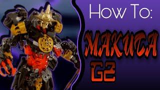 getlinkyoutube.com-Makuta G2 - How to
