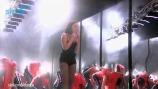 getlinkyoutube.com-Davina McCall's Backstage Dance