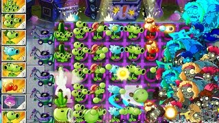 getlinkyoutube.com-Plants vs Zombies 2 Greatest Hits Epic Hack - Level 212 - Peas Be With You