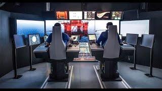 getlinkyoutube.com-Offshore vessel simulator, K-Sim