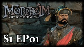 getlinkyoutube.com-Player Progression [S1 Ep01] ► Let's Play Mordheim City Of The Damned Campaign