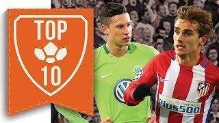 Top 10 January Transfer Rumours