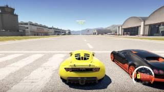 getlinkyoutube.com-Hennessey Venom GT VS Bugatti Veyron