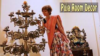 Puja Room Decoration Ideas | Indian Home Decor | Maha Shivratri Vlog