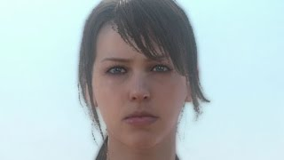 Quiet's Ending Final Cutscene Farewell Metal Gear Solid 5 V: The Phantom Pain A Quiet Exit MGSV TTP