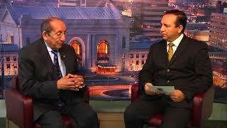 Entrevista con Paul Rojas con una reseña histórica de la parroquia del Sagrado Corazón-Guadalupe.