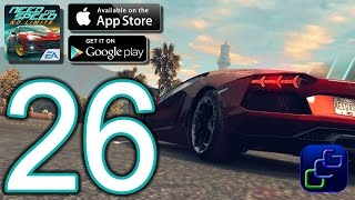 getlinkyoutube.com-NEED FOR SPEED No Limits Android iOS Walkthrough - Part 26 - Underground: Chapter 7: Downtown Dash