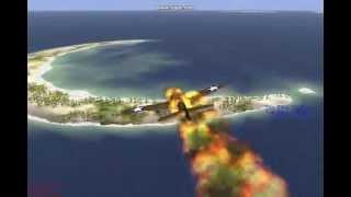 getlinkyoutube.com-IL-2 Sturmovik 1946 Crashes