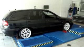 getlinkyoutube.com-Volvo V40 Original Bj. 1998 Auf Leistungsprüfstand / Dyno