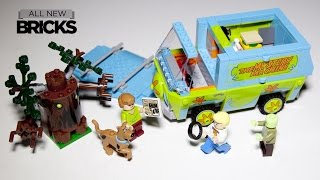 getlinkyoutube.com-Lego Scooby-Doo 75902 The Mystery Machine Speed Build