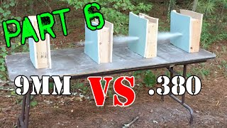 getlinkyoutube.com-9mm vs .380... Wall Test