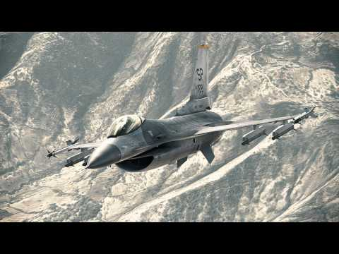 Ace Combat: Assault Horizon OST - Deja Vu