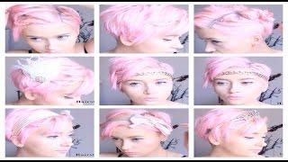 getlinkyoutube.com-Formal Pixie Hairstyles | Hair Tutorial Pt. 4