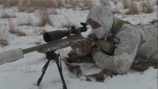 "getlinkyoutube.com-Predator Hunting: SUPPRESSED™  ""Snow Storm"""