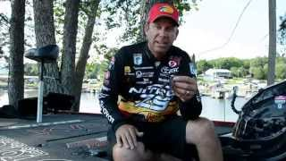How Kevin VanDam caught his bass fishing at BASSFest Chickamauga