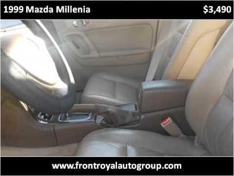 1999 Mazda Millenia Used Cars Front Royal VA