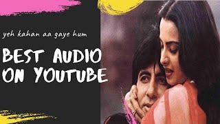 Yeh Kahan Aa Gaye Hum - SILSILA Movie Songs
