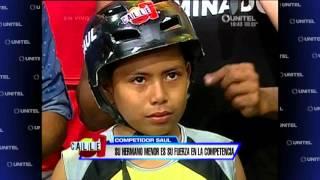 getlinkyoutube.com-Calle 7 - Momento muy emotivo, SAUL recibe la grata visita de su hermanito menor