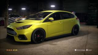 getlinkyoutube.com-Need for Speed - Ford Focus RS JP-Performance Edition