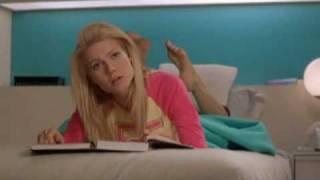 getlinkyoutube.com-Gwyneth Paltrow feet and soles pose