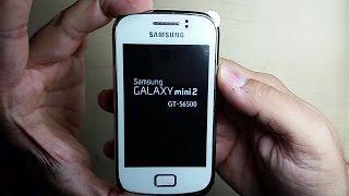 getlinkyoutube.com-Cambiar Touch Screen Samsung Galaxy Mini 2 GT S6500
