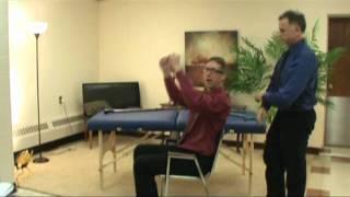 getlinkyoutube.com-Mid-Back Pain or Thoracic Pain: How to Treat!