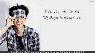 getlinkyoutube.com-|| THAISUB - LYRICS || All of Me - Park Chanyeol (Audio)