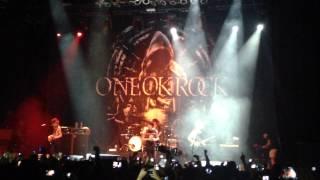 getlinkyoutube.com-ONE OK ROCK - Mighty Long Fall Live @ Mexico City [2014.11.06]