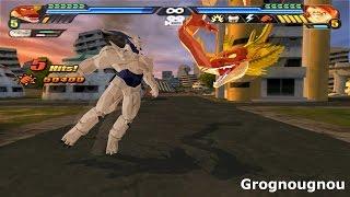 getlinkyoutube.com-Fusion Syn Shenron and Red Shenron VS Majin Gogeta SSJ4 (Dragonball Z Budokai Tenkaichi 3 mod)