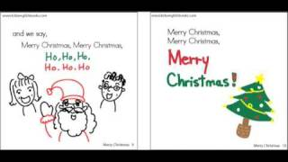 Christmas for Kids Merry Christmas Song, DreamEnglish