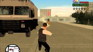 GTA San Vice: The Getaway (DYOM Serie) Story - Part 1