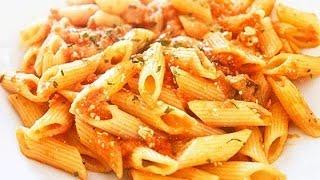 getlinkyoutube.com-Cocinar Pasta  en Salsa de Tomate  (Facil y Practico)