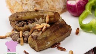getlinkyoutube.com-مقادير وطريقة تحضير الأكلة الشامية اللذيذة منزلة باذنجان