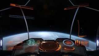 getlinkyoutube.com-'Live' Trip to Kepler 438 (b) - Elite Dangerous