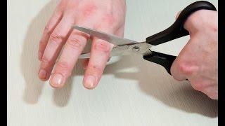 getlinkyoutube.com-طريقه سهله جدا لعمل خدعه الأصابع المقطوعه