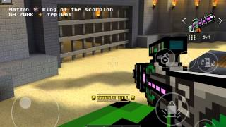 getlinkyoutube.com-Pixel Gun 3D: LEVEL 26!