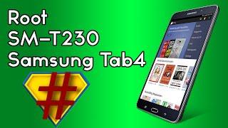getlinkyoutube.com-Root Samsung Galaxy Tab 4 SM-T230 7.0
