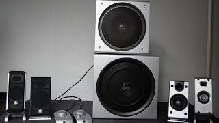 getlinkyoutube.com-Logitech Z3e vs Logitech Z-2300 [big bro] system bass-sound test