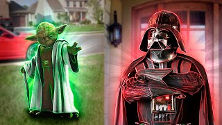 getlinkyoutube.com-Darth Vaders New Neighbor. A Star Wars story