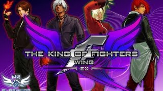 getlinkyoutube.com-火力全開! - The King Of Fighters Wing EX v1.0 combo