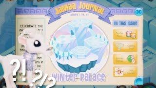 getlinkyoutube.com-Animal Jam: Updates - GOATS?!?! & Winter Palace Tour!