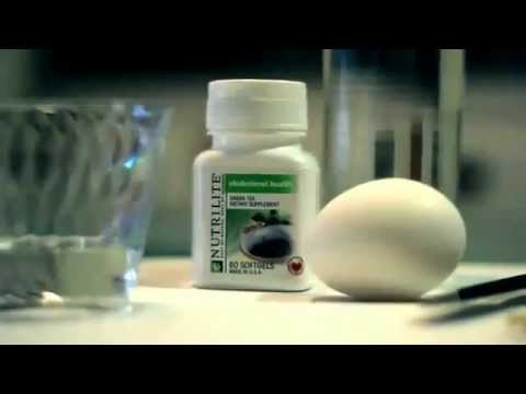 Amway Nutrilite Cholesterol Tablet Demo